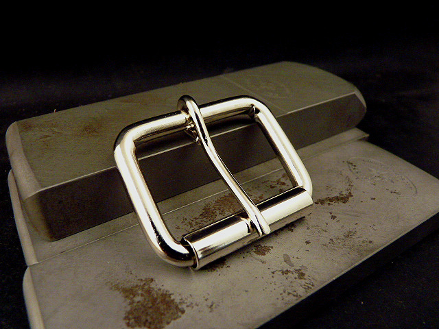Roller Buckle Polished
