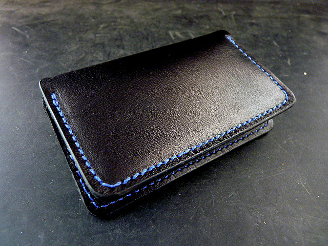 Black Blue Stitch